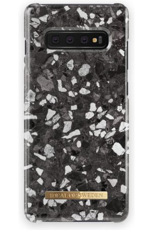Ideal of sweden Mobil Covers - Fashion Case Galaxy S10+ Midnight Terazzo