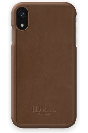 Ideal of sweden Mænd Mobil Covers - Como Case iPhone XR Brown