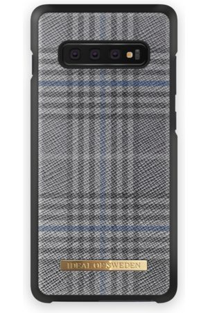 Ideal of sweden Mobil Covers - Oxford Case Galaxy S10+ Grey