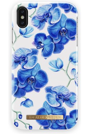 Ideal of sweden Kvinder Mobil Covers - Fashion Case iPhone Xs Max Baby Blue Orchid