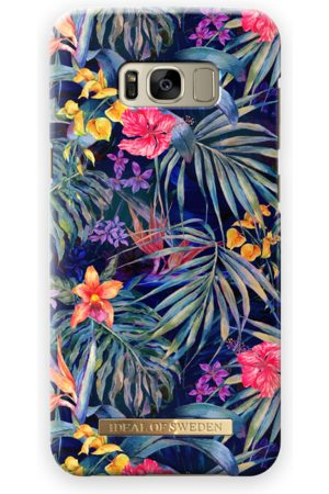 Ideal of sweden Mobil Covers - Fashion Case Galaxy S8 Plus Mysterious Jungle