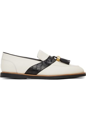 Human Recreational Services Off-White Del Rey Loafers