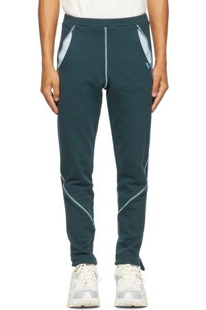 Saul Nash Green Slim Training Jogger Lounge Pants