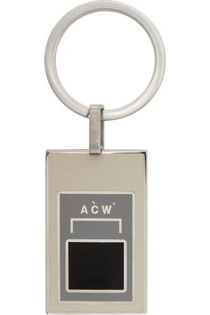 A-cold-wall* Silver Alloy Keychain