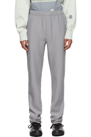 A-cold-wall* Mænd Habitbukser - Grey Purl Tailored Trousers