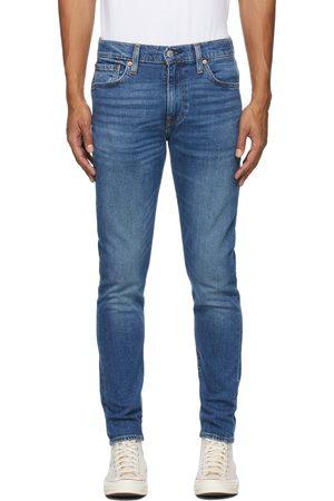 Levi's Mænd Slim - Blue 512 Slim Taper Jeans