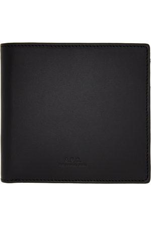 A.P.C. Black New London Wallet