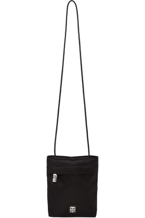 Givenchy Black 4G Light Phone Pouch