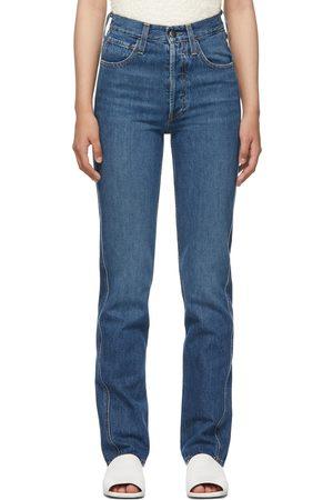 CO Kvinder High waist - High-Rise Jeans