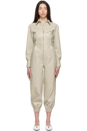 Stella McCartney Kvinder Jumpsuits - Off-White Mira Jumpsuit