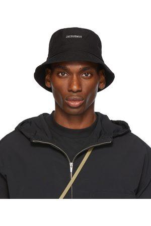 Jacquemus Mænd Hatte - La Montagne 'Le Bob Gadjo' Bucket Hat