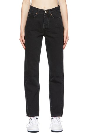 Won Hundred Grey Pearl Jeans