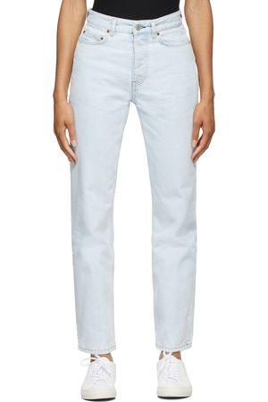 Won Hundred Blue Pearl Frost Jeans