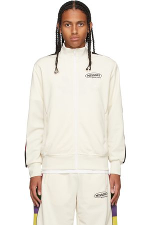 Palm Angels Off-White Missoni Edition Track Jacket