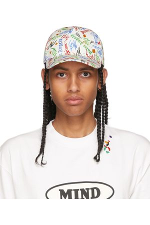 Palm Angels Off-White Missoni Edition Scribble Cap