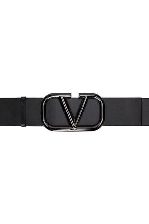 VALENTINO GARAVANI Kvinder Bælter - Black Large VLogo Belt