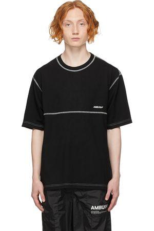 AMBUSH Mænd Kortærmede - Overstitch T-Shirt