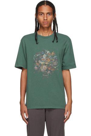 HAN Kjøbenhavn Green Artwork T-Shirt