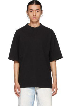 HAN Kjøbenhavn Mænd Kortærmede - Black Distressed T-Shirt