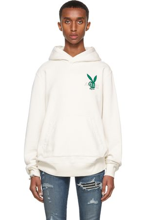 AMIRI Off-White Playboy Edition Cover Bunny Hoodie