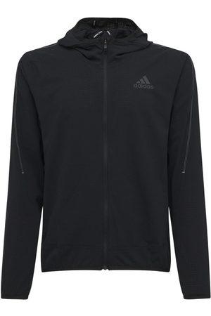 adidas Mænd Jakker - H.rdy Warri Hooded Jacket