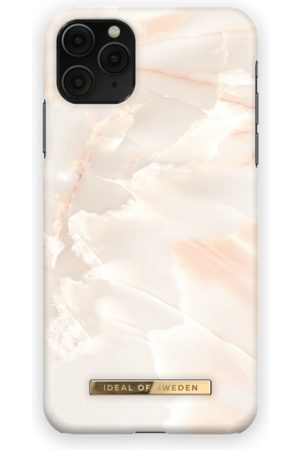Ideal of sweden Mobil Covers - Fashion Case iPhone 11 Pro Max Rose Pearl Marble