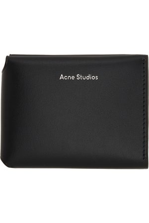 Acne Studios Logo Trifold Wallet