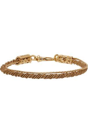 EMANUELE BICOCCHI SSENSE Exclusive Rope Bracelet