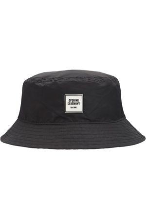Opening Ceremony Mænd Hatte - Logo Nylon Bucket Hat