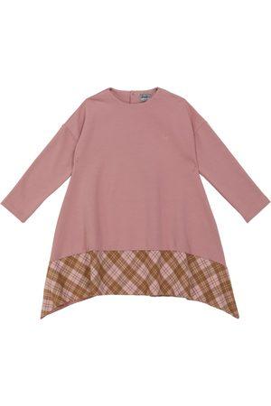 Il gufo Piger Kjoler - Stretch-cotton dress