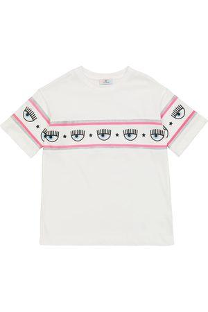 MONNALISA X Chiara Ferragni cotton jersey T-shirt