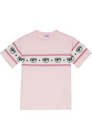 MONNALISA X Chiara Ferragni printed cotton T-shirt