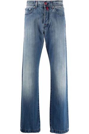 Kiton Mænd Straight - Straight-leg denim jeans
