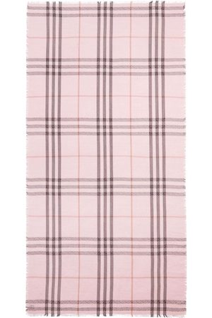 Burberry Tørklæder - TB check-pattern scarf