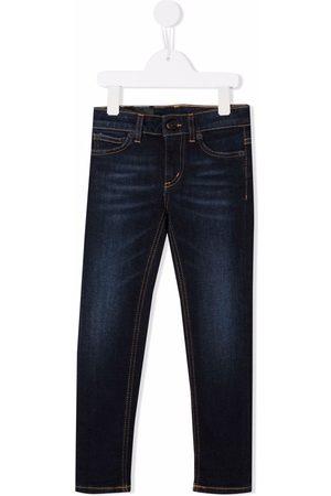 Dondup Piger Skinny - Mid-rise skinny jeans