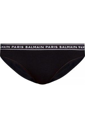 Balmain Briefs with logo