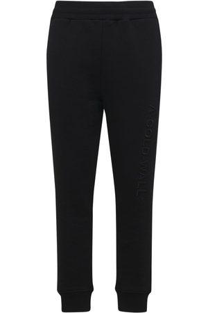 A-cold-wall* Mænd Joggingbukser - Logo Embroidered Cotton Sweatpants