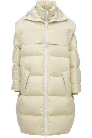 Bottega Veneta Kvinder Vinterjakker - Frosted Poplin Down Coat