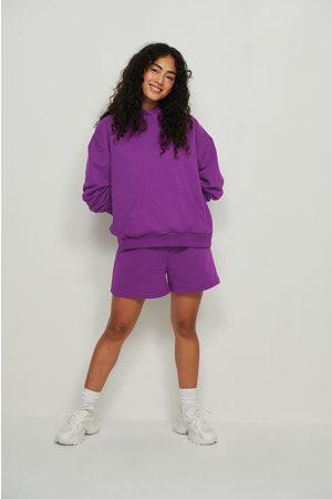 NA-KD Kvinder Shorts - Økologiske Shorts Med Elastisk Talje
