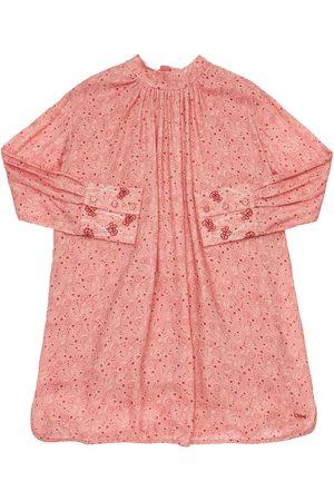 Chloé Kvinder Mønstrede kjoler - Printed Viscose & Wool Dress