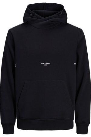 JACK & JONES Mænd Sweatshirts - Loopback Hoodie Mænd