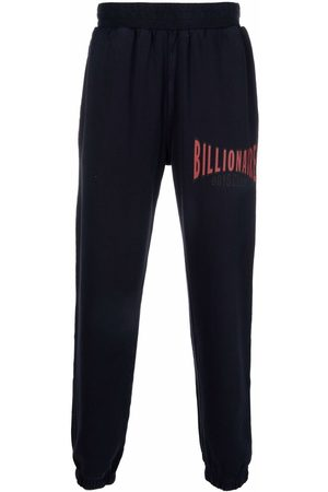 Billionaire Boys Club Mænd Joggingbukser - Logo-print track pants