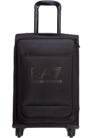 EA7 Suitcase trolley