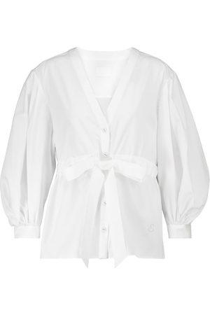 Erdem Robe cotton shirt