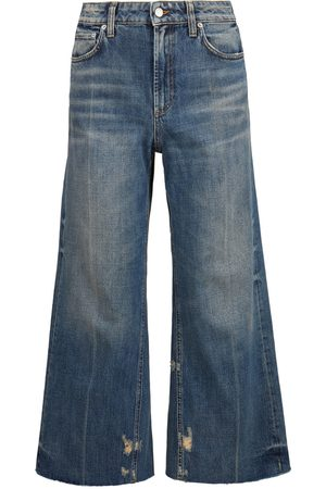 DEPARTMENT FIVE Kvinder Culottes bukser - Jeans Culotte
