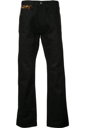 Supreme Mænd Straight - Levi's 505 Zip Fly denim Jean
