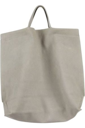 Serax SHOPPER leather bag by Bea Mombaers