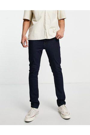 LDN DNM Slim jeans i indigo vask