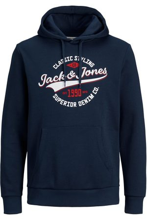 jack & jones Mænd Sweatshirts - Logo Hoodie Mænd