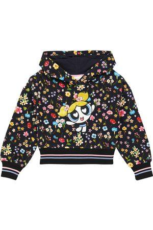 MONNALISA Powerpuff Girls hooded sweatshirt